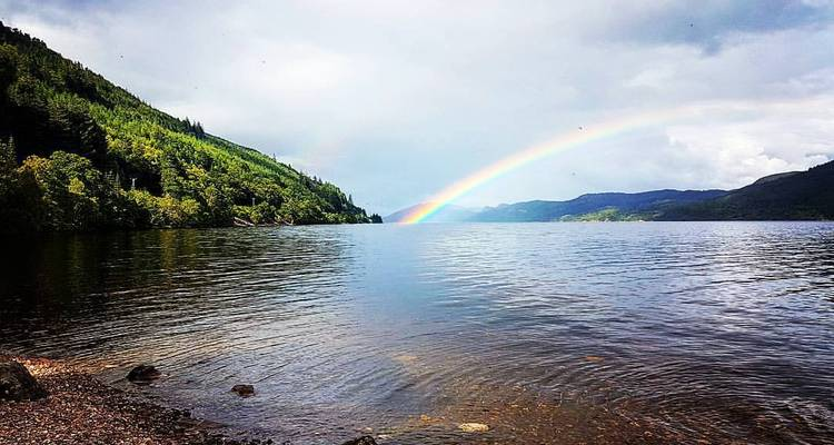 Easter 3 Day Loch Ness & Skye - MacBackpackers
