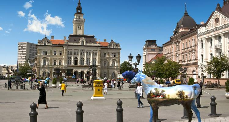 From the Danube to the Tisza: Experience Hungary - CroisiEurope River Cruises
