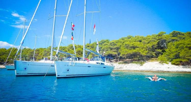 7 Days Sailing Croatia - Fun In The Sun - Sailing Nations