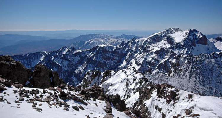 Trekking in Toubkal and Berber Valleys - Rug and Rock Adventures