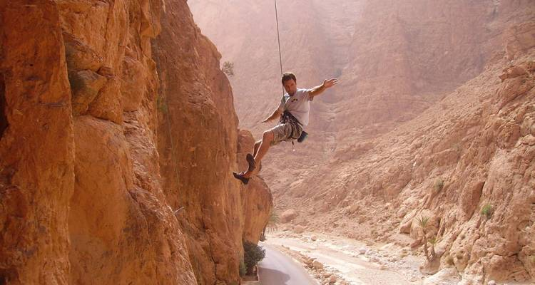 Rock Climbing Week Course in Morocco - Rug and Rock Adventures