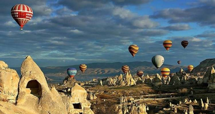 Mini Stay Cappadocia - 4 days - Fez Travel