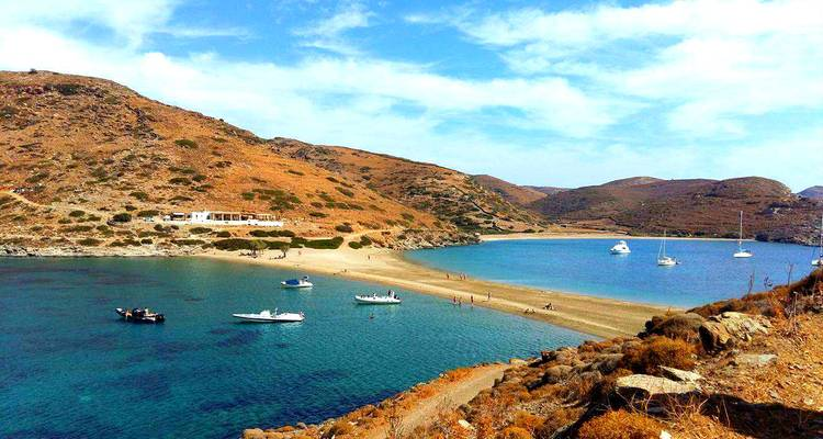 Secret Cyclades: Hiking Holidays on Kythnos island - Trails Beyond