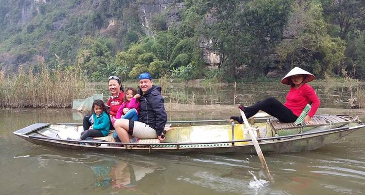 North Vietnam Family Explorer - SpiceRoads Cycling