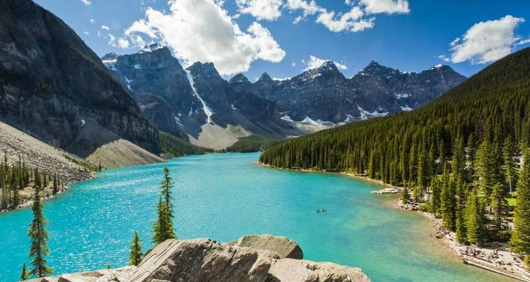 9 Day Rocky Mountain Adventure Tour - Fresh Adventures