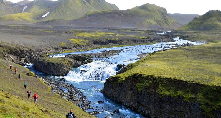 Volcanic Trails 1 & 2: Exploring the Wilderness - Icelandic Mountain Guides