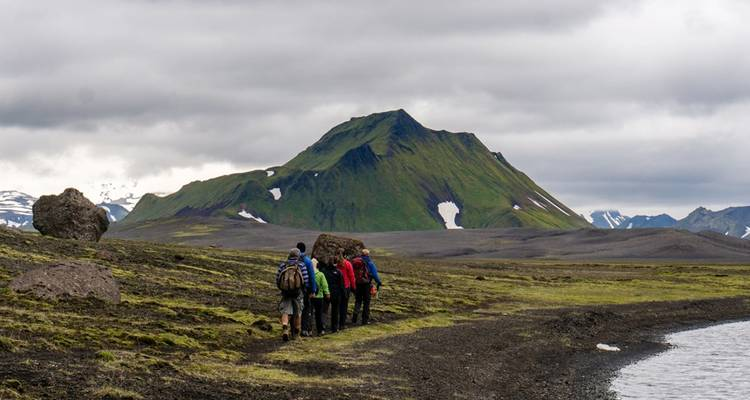 Volcanic Trails 3: The Backroad to Landmannalaugar - Icelandic Mountain Guides