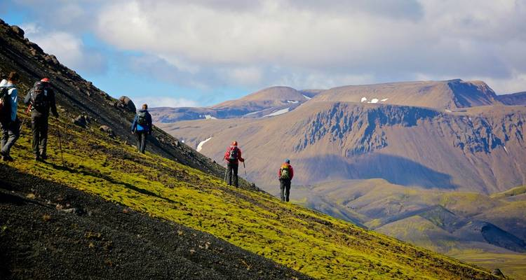 Volcanic Trails 2: The Wilderness of Strútur Trail - Icelandic Mountain Guides