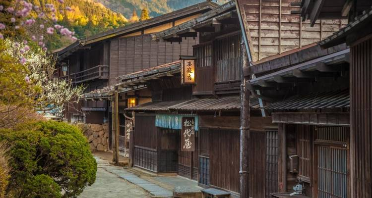 Nakasendo Trail Self-Guided Trek 3D/2N - Bamba Experience