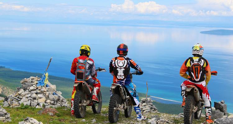 Beauty of Khuvsgul - Enduro Adventure Tour - Nomadic Off Road