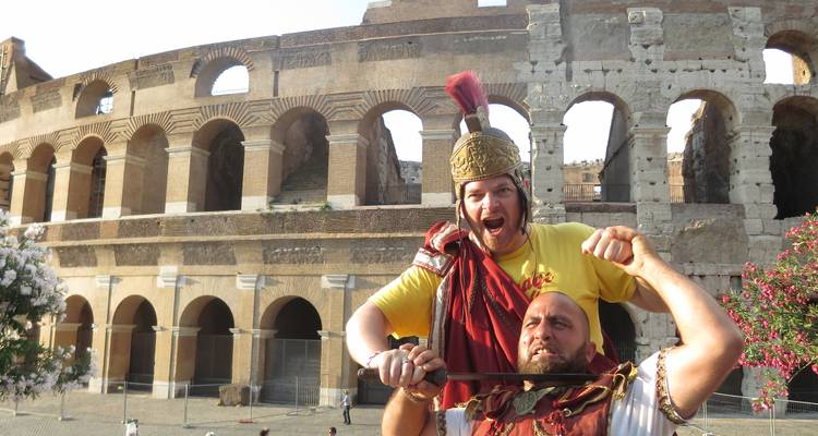 The Best Of Rome - 4 Days/3nights - Italy on a Budget Tours