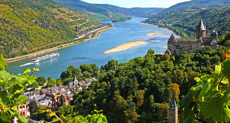 Romantic Rhine with Bavarian Highlights - Avalon Waterways