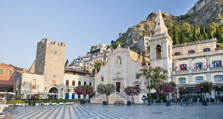 Tour of Sicily from Palermo to Palermo - Soleto Travel