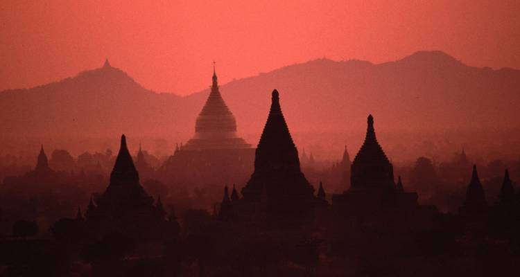 Pagan-Mandalay or Mandalay-Pagan Short Cruise (from Pagan to Mandalay) - Pandaw Cruises