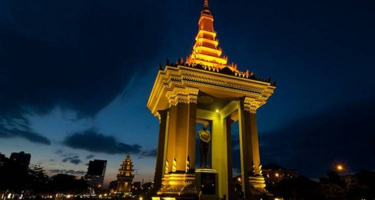 Saigon and Phnom Penh (from Phnom Penh to My Tho) - Pandaw Cruises
