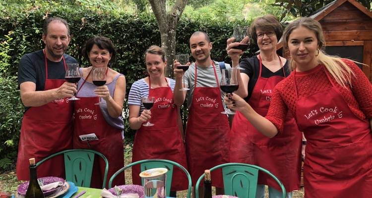 5 Days Italian  Cookery Getaway in Umbria - Let's Cook in Umbria