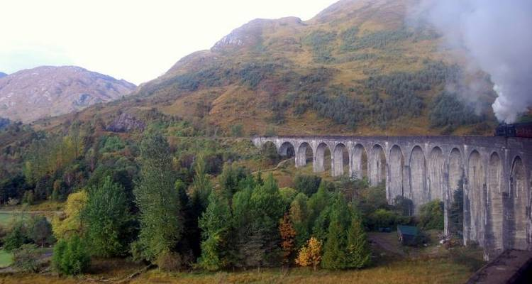 Jacobite Steam Train & The Great Glen - Highland Experience Tours