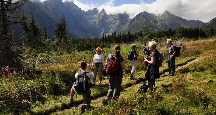 Walking in The High Tatras: Self-Guided - Slovakia Explorer