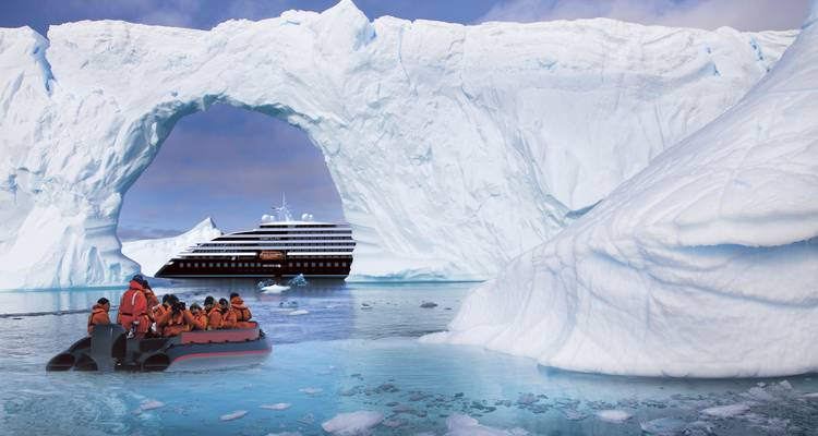 Antarctica, South Georgia & Falkland Islands 25 Days - Scenic Luxury Cruises & Tours