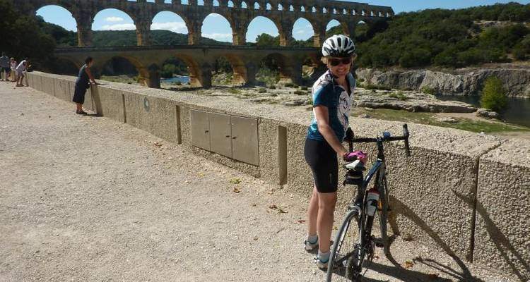 France - Provence Pont du Gard Bike Tour - Pure Adventures
