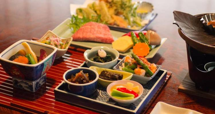 Japan's Culinary Heritage - Oku Japan