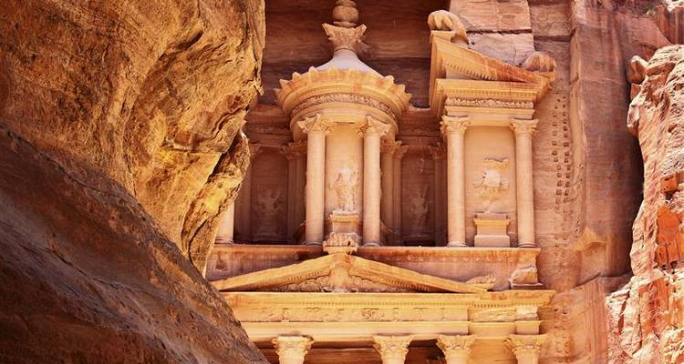 Petra, Wadi Rum and Dead Sea 4 days - Booking Tours