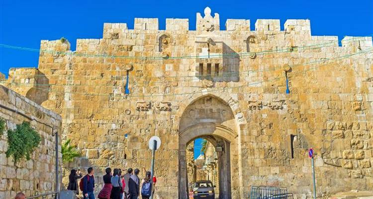Israel 9 days Deluxe - Booking Tours
