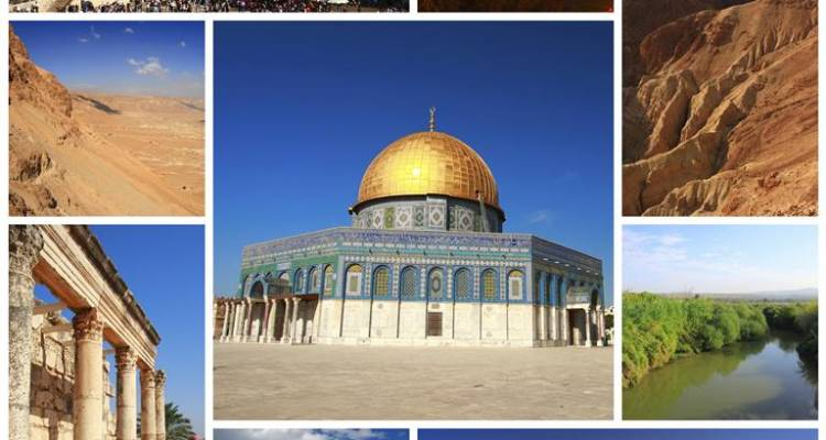 Israel 10 days with Petra - Booking Tours