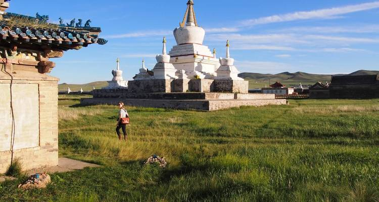 Beauty of Mongolia - Black Ibex Expeditions