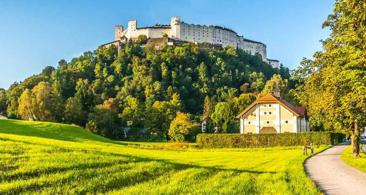 Sound of Music with Oberammergau summer 2020 - Trafalgar