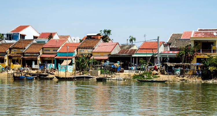11 Days Fantastic Vietnam  & Thailand - Hoi An Express