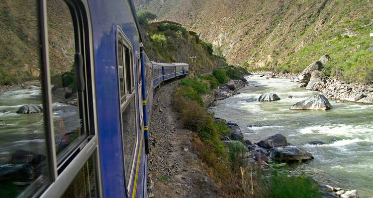 Machu Picchu by Train Independent Adventure - Upgraded - G Adventures