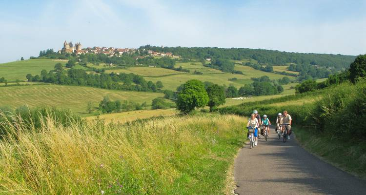 Bike Tour, Burgundy, France (self-guided) - The Chain Gang Cycle Tours