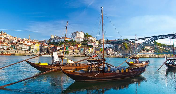 Lisbon to Nice, Douro & Southern France River Cruise - Emerald Waterways