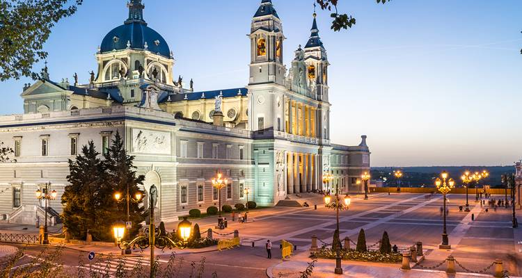Madrid & Secrets of the Douro 2018 - Emerald Waterways