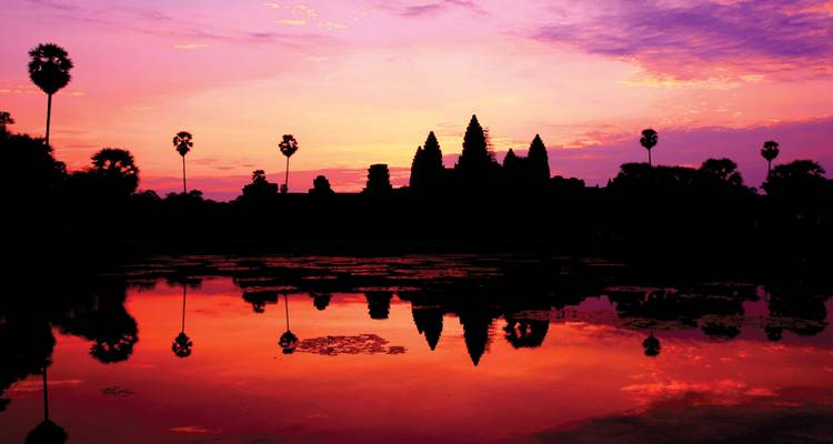 Highlights of Vietnam & Cambodia and Mekong Cruise - Evergreen Tours