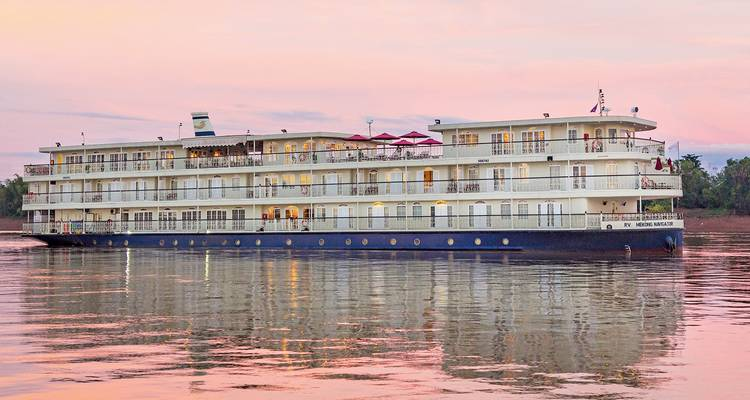 Magnificent Mekong Cruise 2018 (Start Ho Chi Minh City, End Siem Reap) - Evergreen Tours