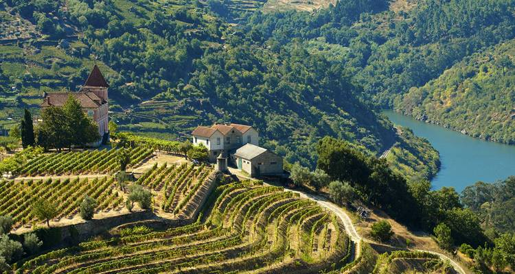 Lisbon to Madrid & Secrets of the Douro 2018 - Evergreen Tours
