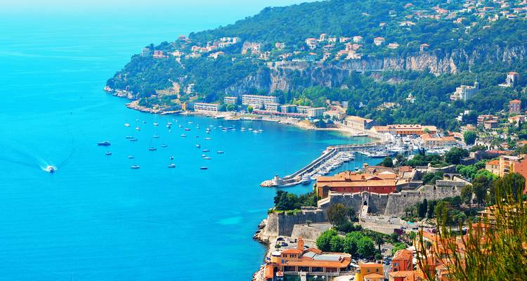 Nice & Sensations of Southern France - Evergreen Tours