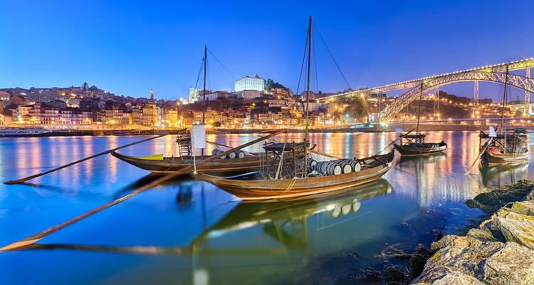 Secrets of the Douro 2018 - Evergreen Tours
