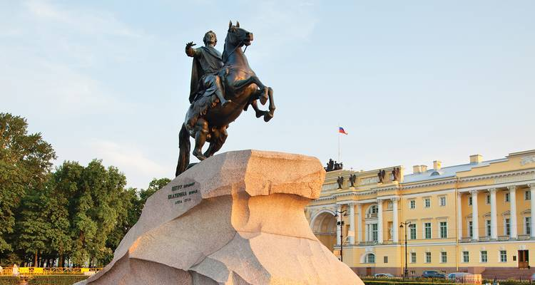 The Imperial Charms of Russia 2018 (Start Moscow, End St Petersburg) - Evergreen Tours