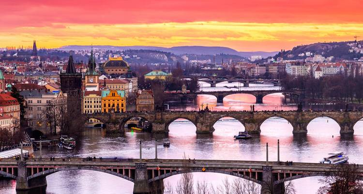 Classic Prague & Danube Delights 2020 (Start Prague, End Budapest) - Evergreen Tours