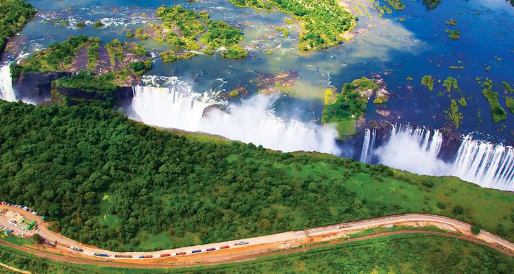 South Africa and Victoria Falls - Evergreen Tours