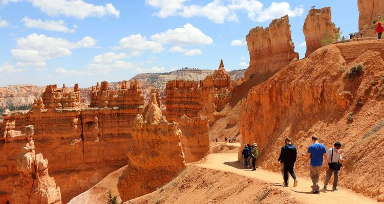 Hike Zion & Bryce In 3 Days - Camping - MountainBased