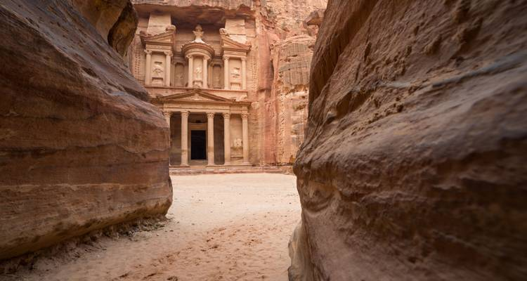 Highlights of the Hashemite Kingdom (Jordan) - from Israel - Consolidated Tour Operators