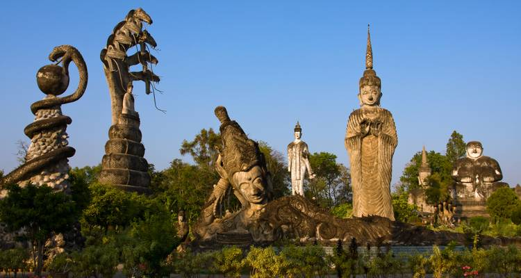 4 Days North Isaan and the Mekong - Destination Services Thailand