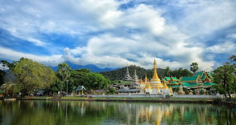 4 Days Mae Hong Son - Destination Services Thailand