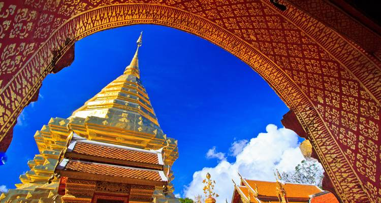 8 Days Bangkok and Ancient Capitals - Destination Services Thailand