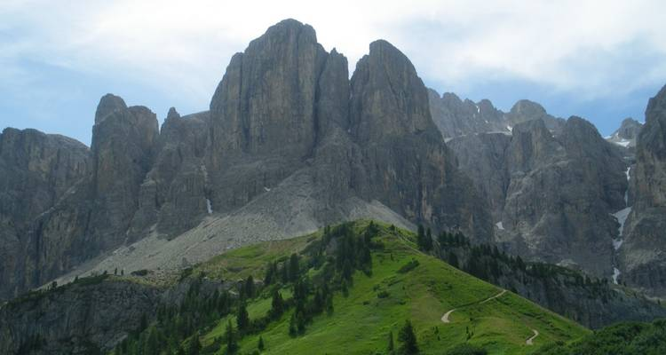 The Dolomites - Road Bike Tours Italy
