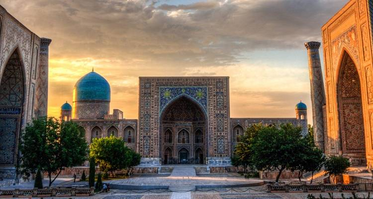 5 Stans of Central Asia Tour - air inclusive from JFK - Flo Tours